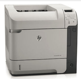 HP LaserJet Enterprise 600 Printer M603DN Driver Download