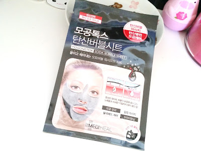 Mediheal Mogongtox Soda Bubble Sheet Review