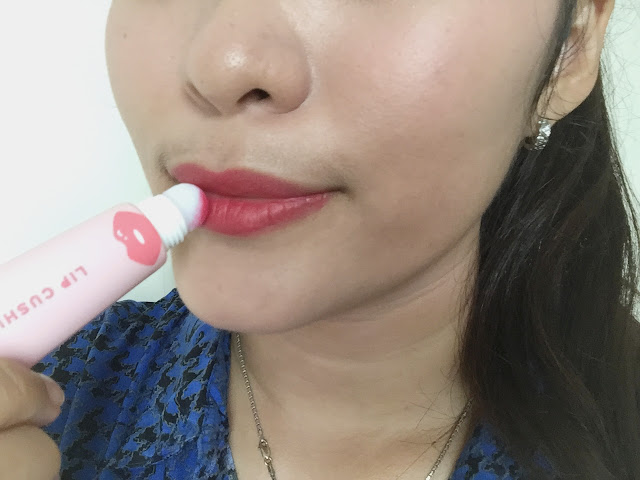 Emina Lip Cushion review