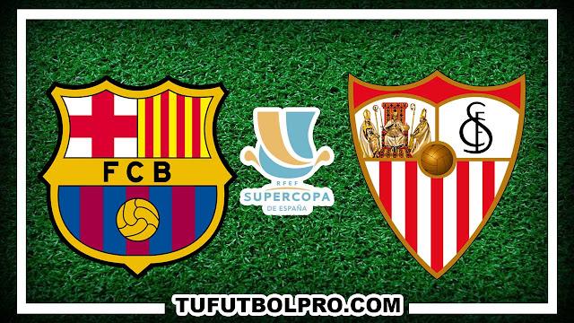 Ver Barcelona vs Sevilla EN VIVO Por Internet