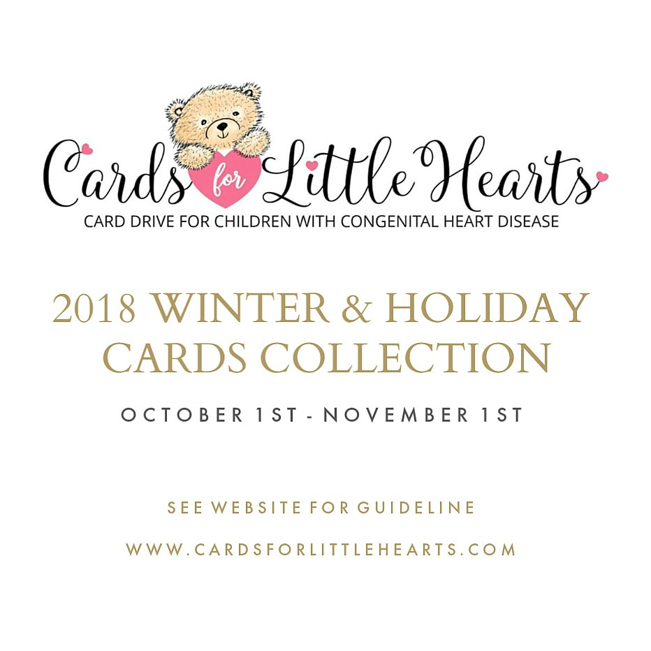 Winter & Holiday Card Drive