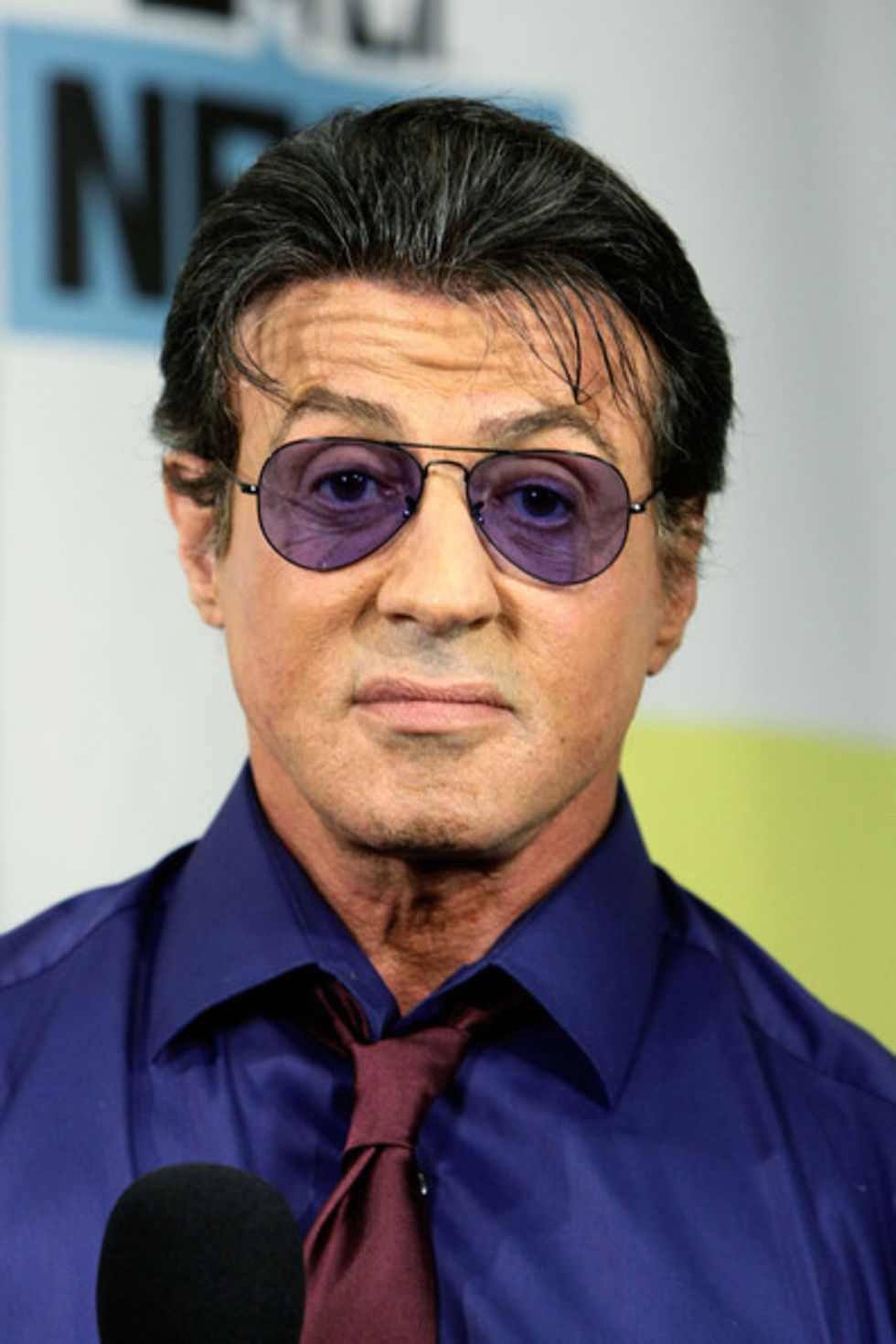 Kenentos: Sylvester Stallone Weight and Height