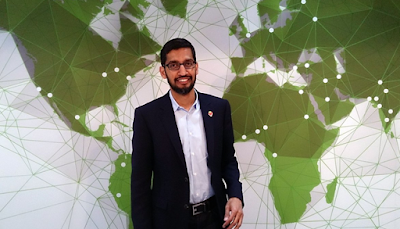 Sundar Pichai, Google CEO Salary in Indian Rupees