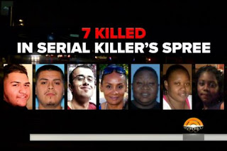 Serial killer linked to Phoenix Arizona shootings