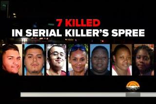 Serial killer linked to Phoenix Arizona shootings