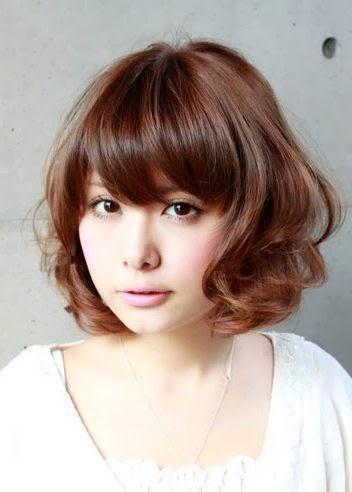 Coupe De Cheveux Courte Femme Japonaise