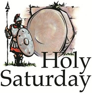 Holy saturday pictures messages
