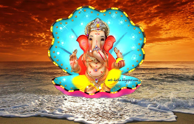 Ganesha Chaturthi Wallpaper