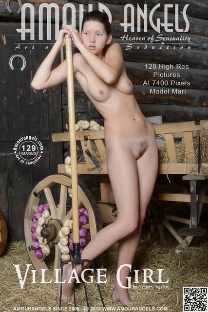 AmourAngels2-24 Mari - Village Girl 12190