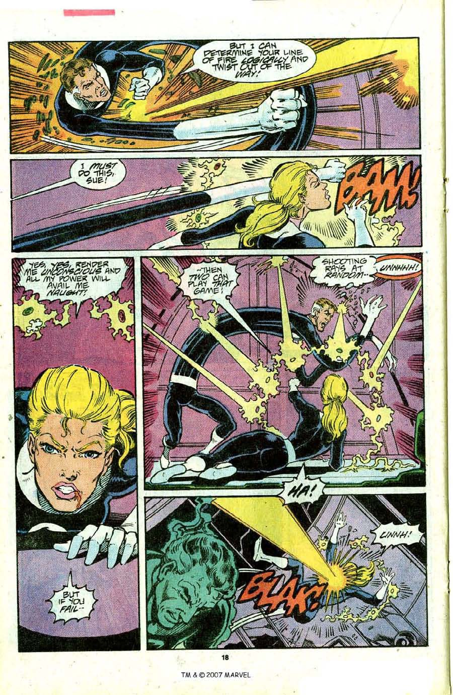 Read online Silver Surfer (1987) comic -  Issue #16 - 20