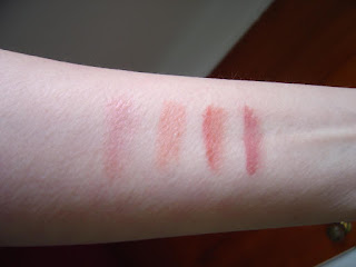 Four Monave lipstick swatches.jpeg