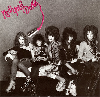 Image result for The New York Dolls - Self Titled HD