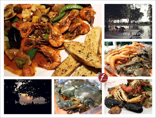 ● Penang Food Blog | Crabby Claws 手扒海鲜餐 | Lone Pine Hotel