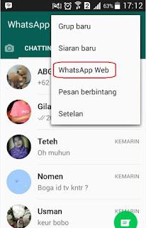 Cara Mudah Menggunakan WhatsApp di laptop dan PC