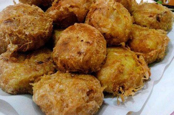aneka resep membuat perkedel khas padang  enak  lezat pendidikan Resepi Ayam Hancur Enak dan Mudah