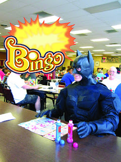Batman Bingo