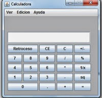 Calculadora Simple - Java
