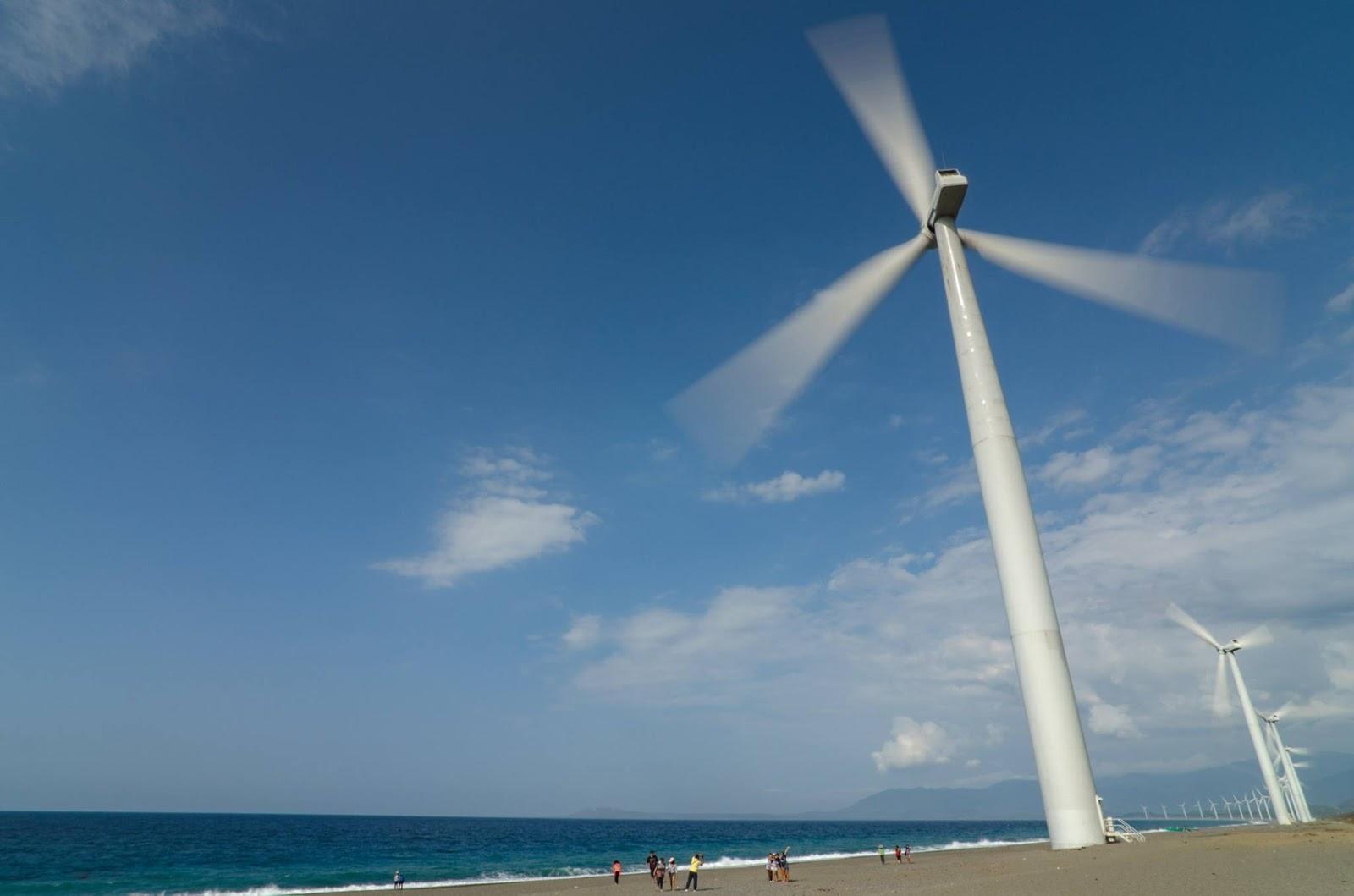 Bangui Windmills Pagudpud Ilocos Norte Region I Philippines