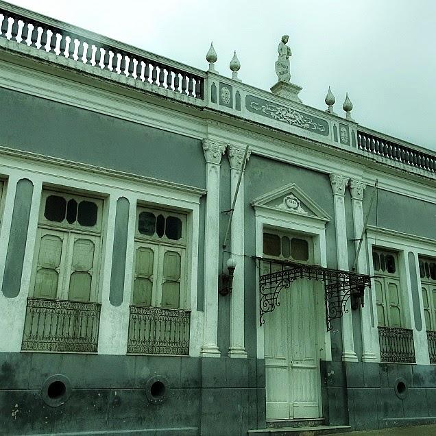 Clube Harmonia, em Jaguarão