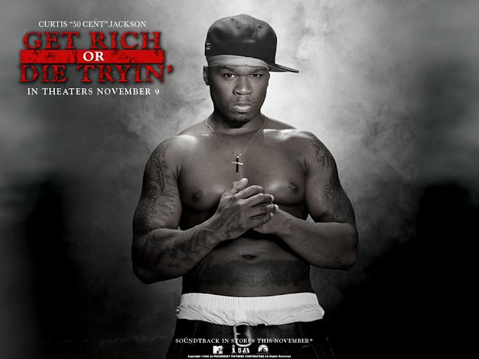 Pelicula :  Get Rich or Die Tryin | 2005 | 50 cent