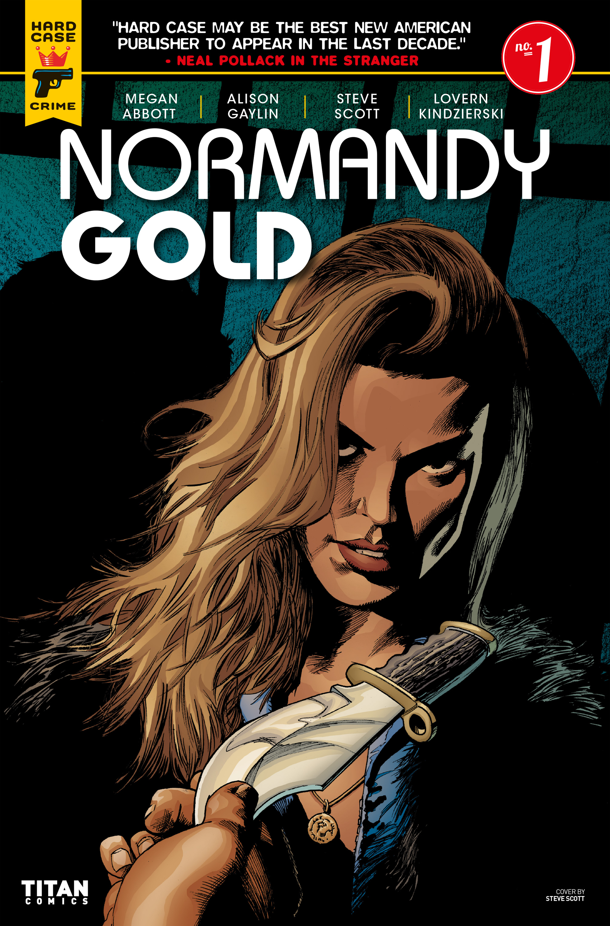 Read online Normandy Gold comic -  Issue #1 - 2