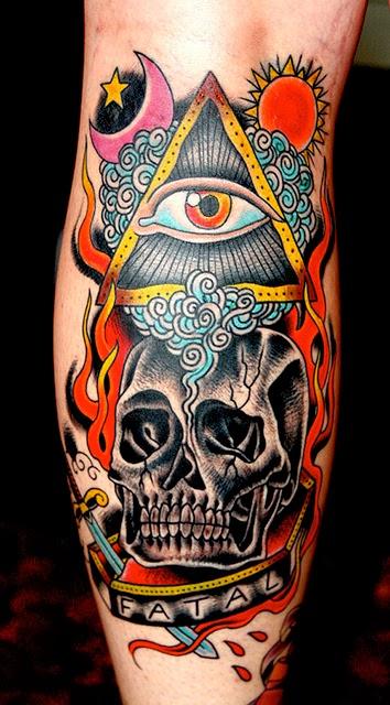 Colorful Tattoo Sleeve Designs: Tattooz Designs: Colorful Sleeve Tattoo Designs For Women