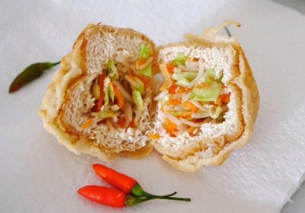 Resep Tahu Isi Sayuran Pedas Gurih Sederhana, Cara Membuat Tahu Isi Sayuran Pedas Gurih Sederhana