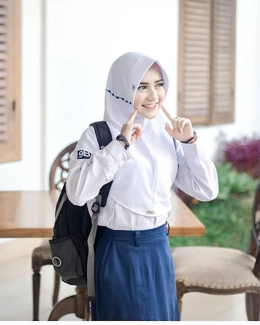 Nisa Sabrina Hijaber is elegant from Surabaya