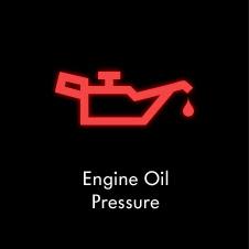 Tolok Lampu Amaran Tekanan Minyak Enjin Volkswagen