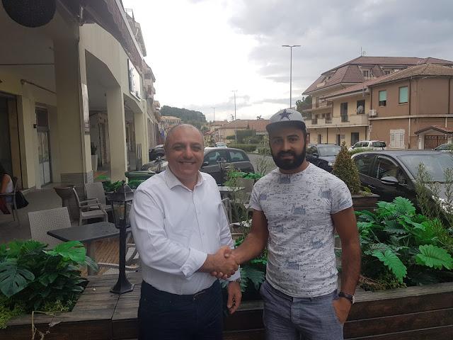A.S.D. SANT'ONOFRIO CALCIO: Fortunato Tamburro confermato in difesa!