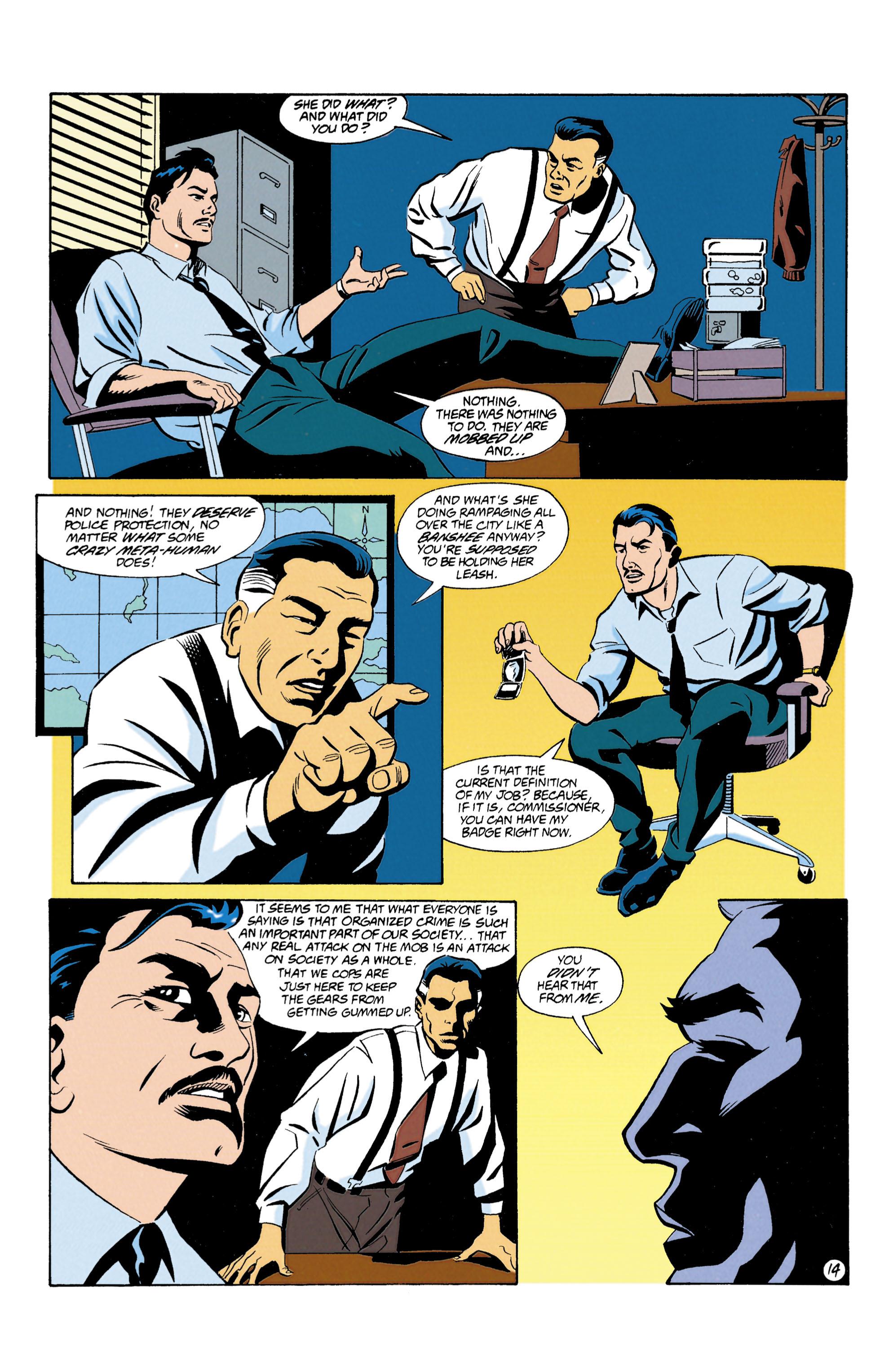 Read online Wonder Woman (1987) comic -  Issue #87 - 15