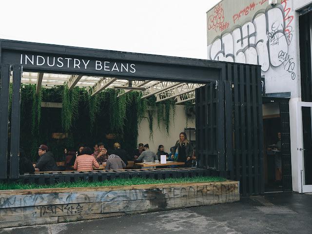 インダストリー・ビーンズ(Industry Beans)