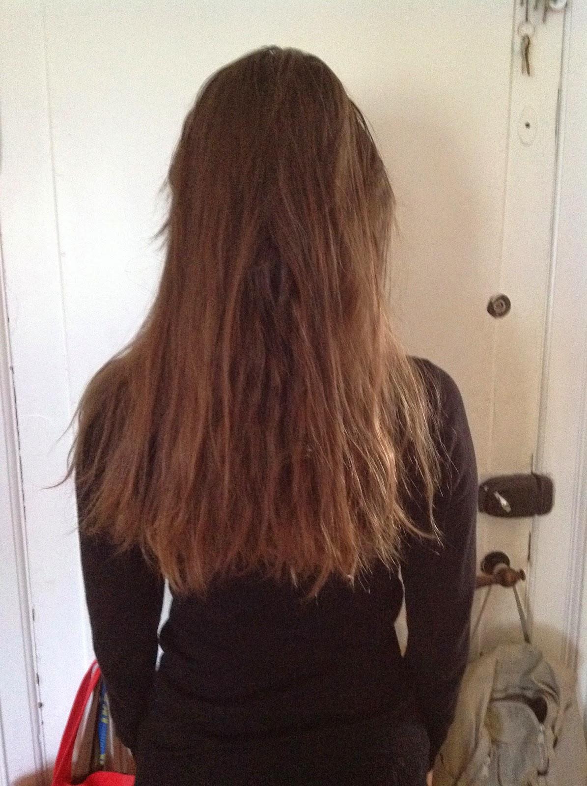 hvordan klipper jeg mit eget hår