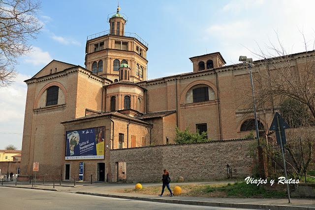 Basílica Santa Maria Campagna de Piacenza