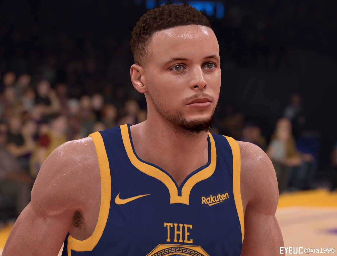 21ebc225afdb NBA 2K19 - Stephen Curry Cyberface v2 by 等疯来. Shuajota 6 months ago  Cyberfaces