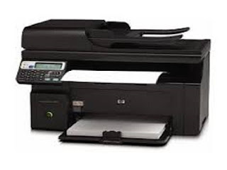 Picture HP LaserJet Pro M1217nfw Printer Driver Download