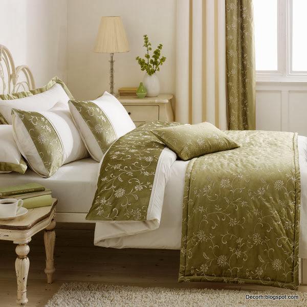 ديكور-مفارش سرير حديثة
