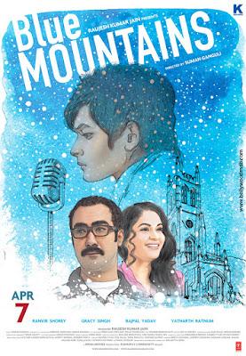 Blue Mountains 2017 Hindi DVDRipL 480p 400Mb x264
