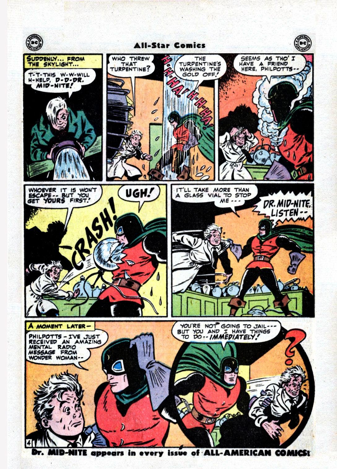 Read online All-Star Comics comic -  Issue #36 - 31
