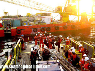 Need Crew For Offshore Vessel June 2016