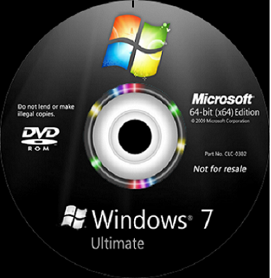 Windows 7 Ultimate sp1 64bit incl all latest updates 2014 - World of