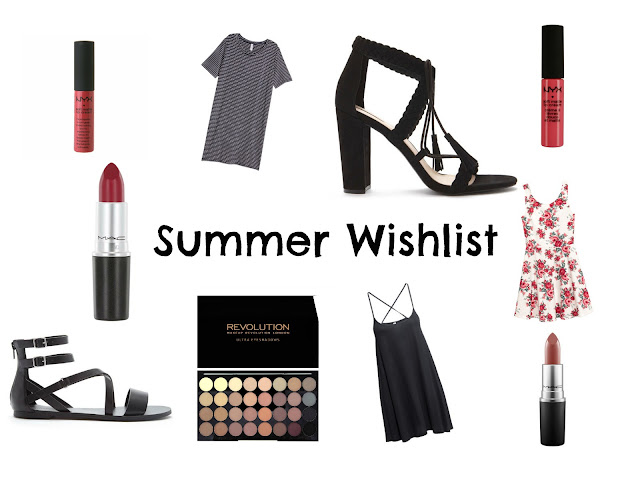 ∆ SUMMER WISHLIST