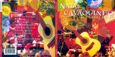 o cd natal de cavaquinho