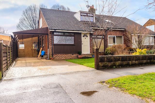 Harrogate Property News - 3 bed semi-detached bungalow for sale Woodfield Road, Harrogate HG1