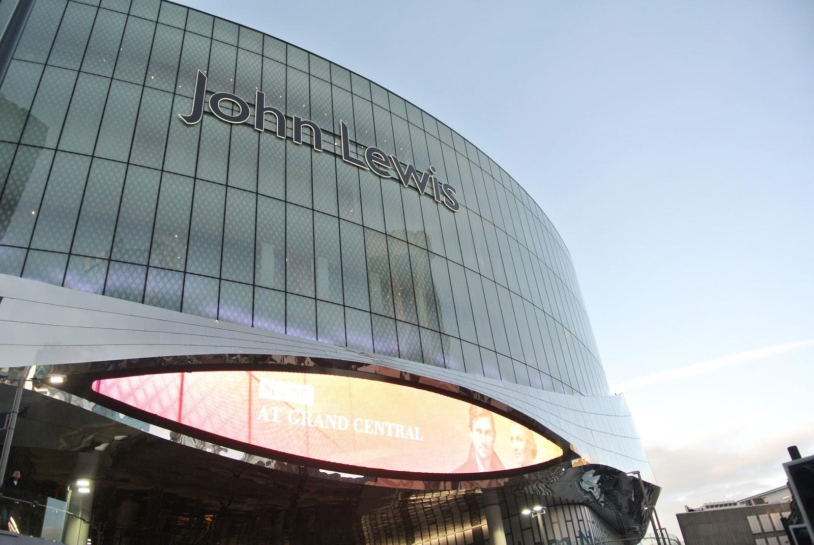 mac store birmingham grand central