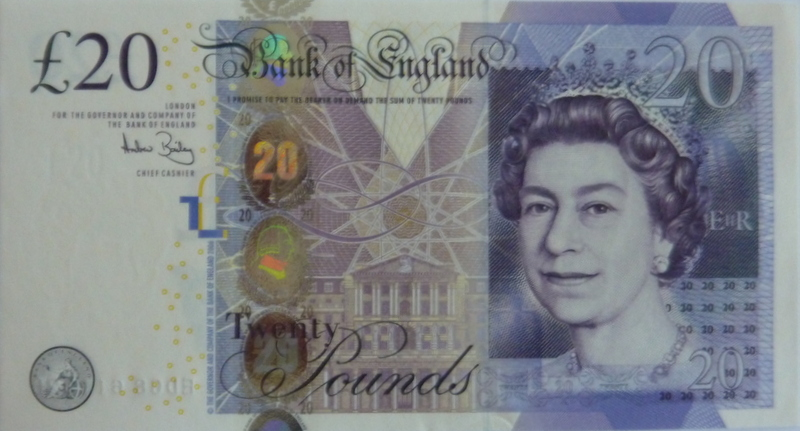 Queen Elizabeth Ii S Portrait On Banknotes Issued By The