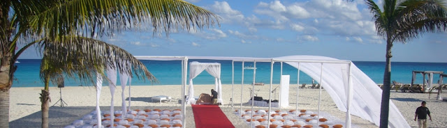 Beach sikh Wedding Cancun Riviera Maya
