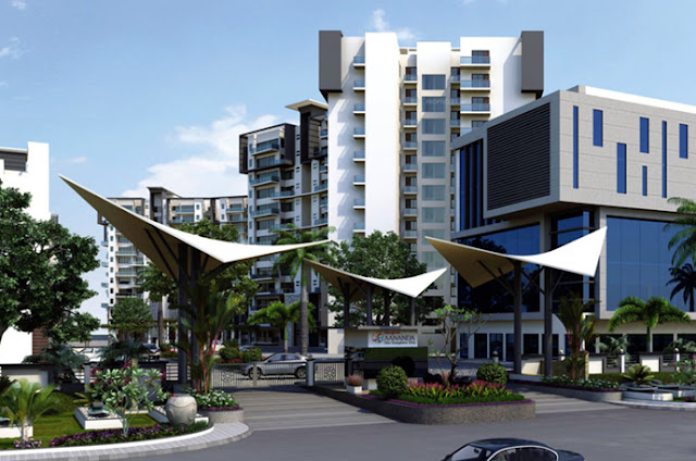 Residential Flats in Sanganer