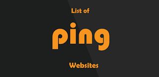 Top 25+ Ping Website – Boost Your Website Ranking