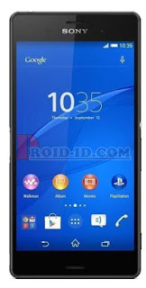 Flashing Sony Xperia Z3 Compact D5833